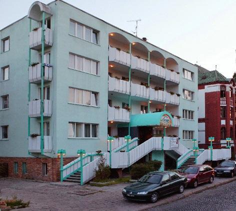 Rezydencja Lazur - dream vacation