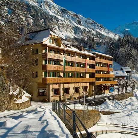 Hotel Alpenrose Wengen - dream vacation