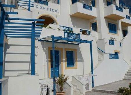 Arhontiko Hotel Finiki - dream vacation