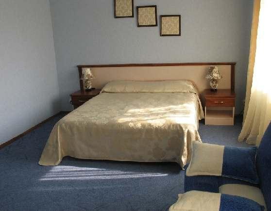 Гостиница Иншинка SPA