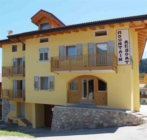 Hotel Mountain Resort Commezzadura