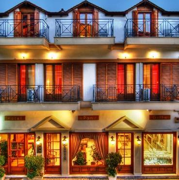 Artemis Hotel Delphi - dream vacation