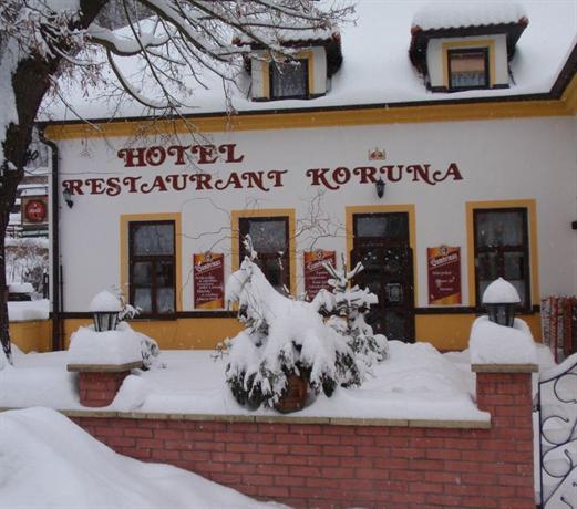 Hotel Koruna Karlstejn