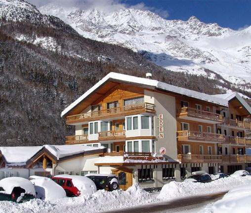 Hotel Eden Saas-Grund - dream vacation