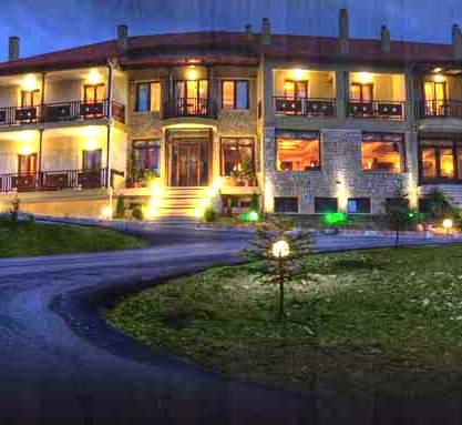 Melegos Hotel Karpenisi - dream vacation