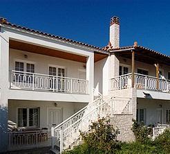 Samos Apartments - dream vacation