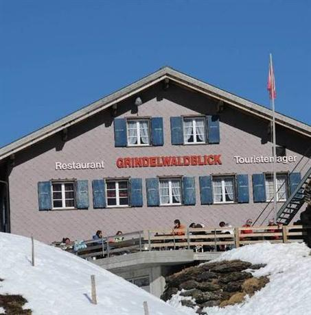 Berghaus Grindelwaldblick Kleine Scheidegg - dream vacation
