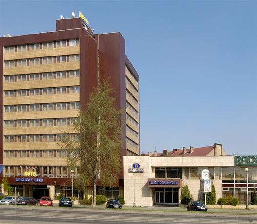 Harmony Club Hotel Ostrava - dream vacation