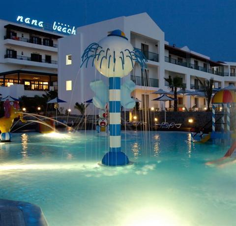 Nana Beach Hotel - dream vacation