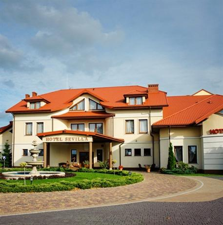 Hotel Sevilla Rawa Mazowiecka - dream vacation