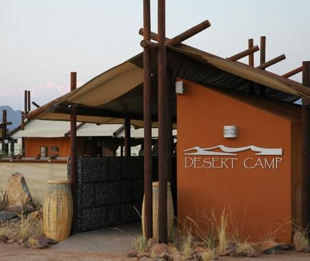 Desert Camp Sesriem - dream vacation