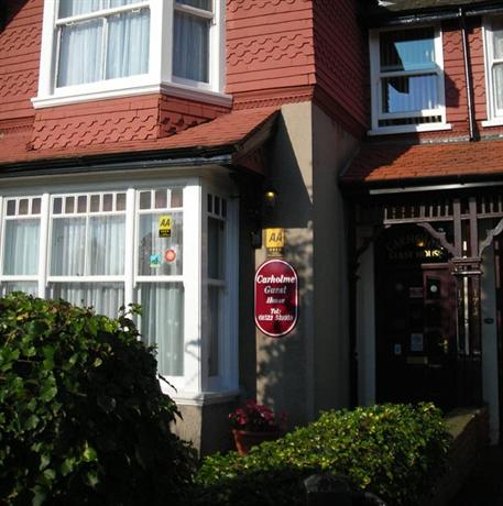 Carholme Guest House Lincoln England - dream vacation