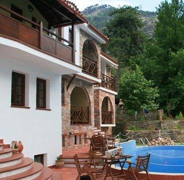Mikro Kazaviti Luxury Apartments - dream vacation