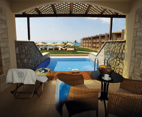 Kandia\'s Castle Resort & Thalasso Nafplio - dream vacation