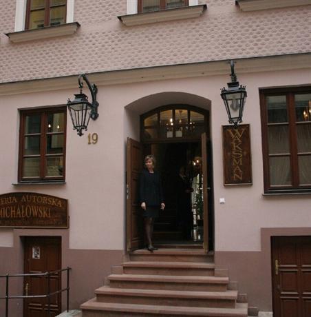 Rezydencja Waksman - dream vacation