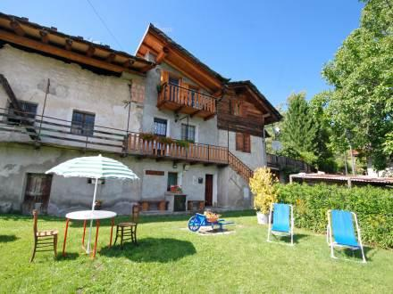 Ravoise Apartment - Saint Nicolas (Italie) -