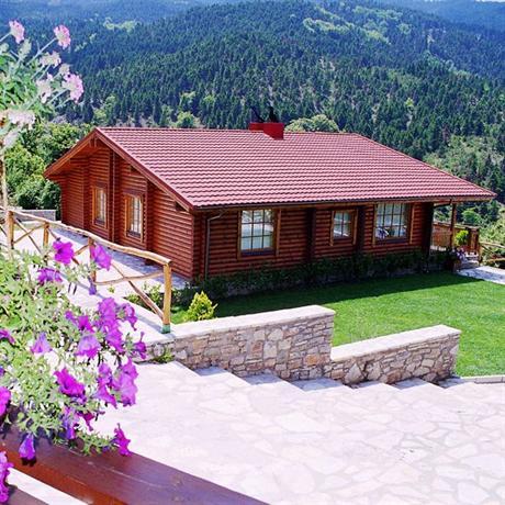 Xenios Chalets - dream vacation
