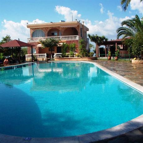 Villa Pappas Kanali - dream vacation