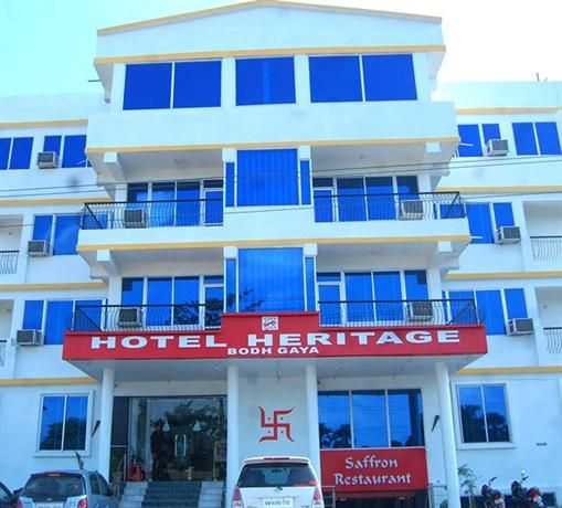 Hotel Heritage Bodh Gaya - dream vacation