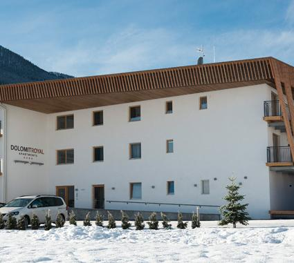 Aparthotel Dolomit Royal - dream vacation