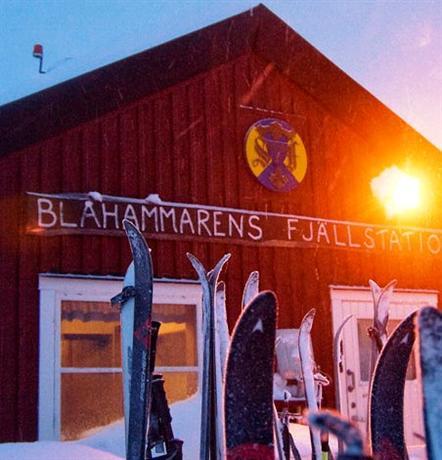 STF Blahammaren Fjallstation - dream vacation