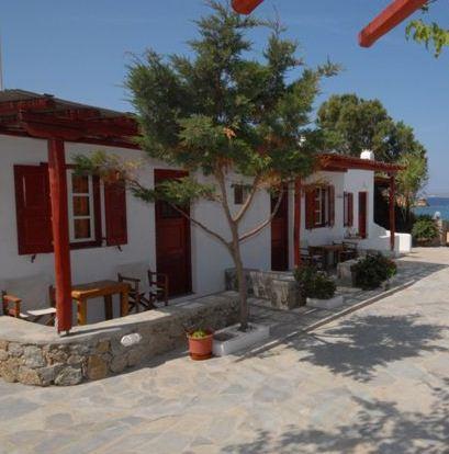 Agia Anna Beach Studios Paraga - dream vacation