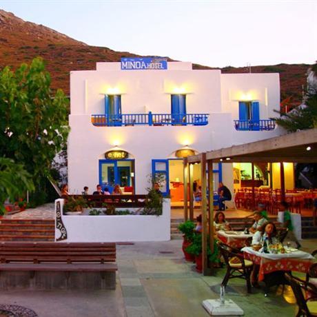 Hotel Minoa Katapola - dream vacation