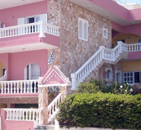 Dimitra Studios & Apartments Kalives - dream vacation