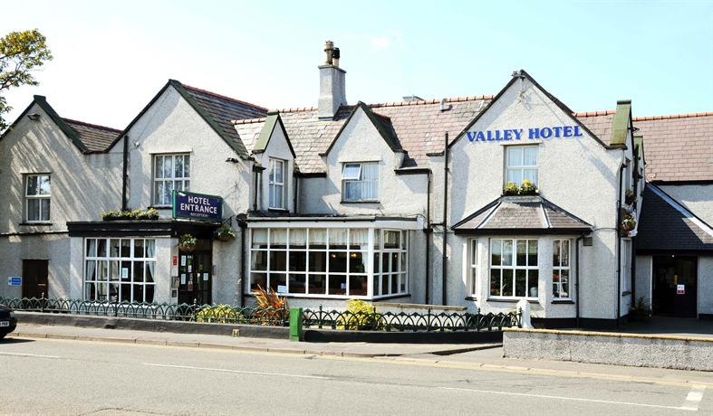 The Valley Hotel Anglesey - dream vacation