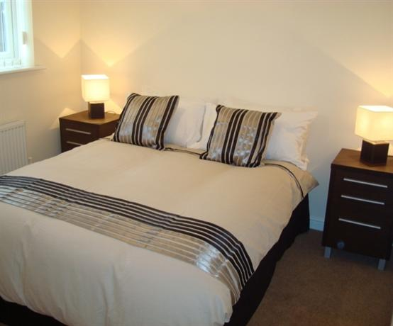 At Home in the City Apartment Newport Wales - dream vacation