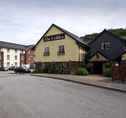 Premier Inn Newport Wales - dream vacation