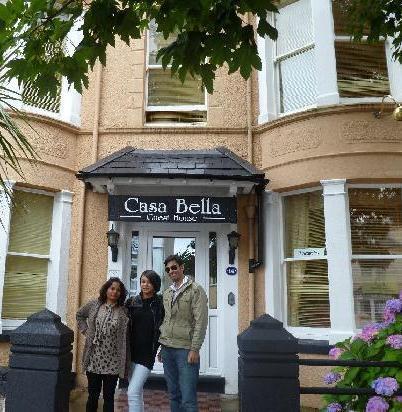 Casa Bella Guest House Llandudno - dream vacation