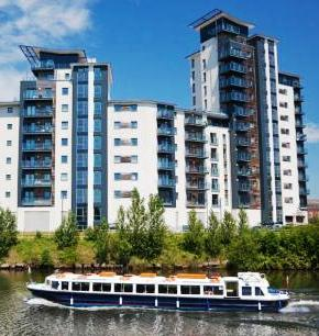 WaterSide Apartments Cardiff - dream vacation