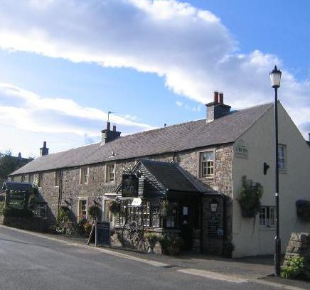 Cross Keys Inn Selkirk - dream vacation