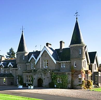 Ballathie Sportmans Lodge Perth Scotland - dream vacation