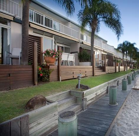 Photo: Skippers Cove Waterfront Resort