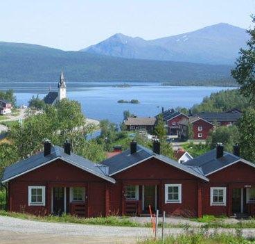Tarnaby Fjallby - dream vacation