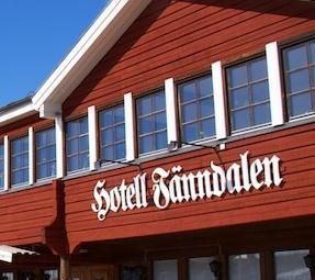 Tanndalen Fjallhotell - dream vacation