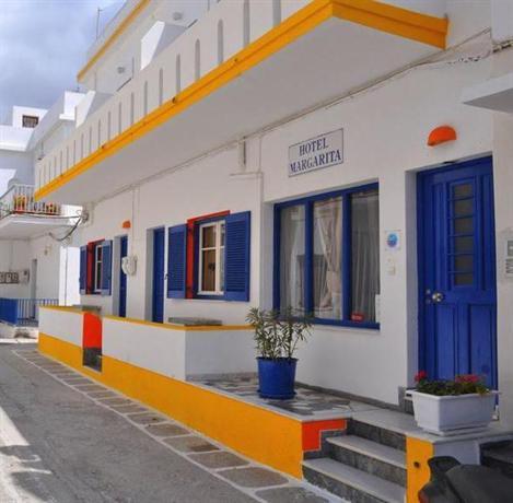 Hotel Margarita - Paros -