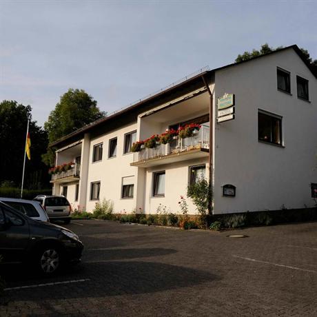 Hotel Am Rosengarten Nassau Germany - dream vacation