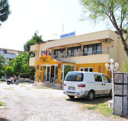 Yildiz Han Hotel Pamukkale - dream vacation
