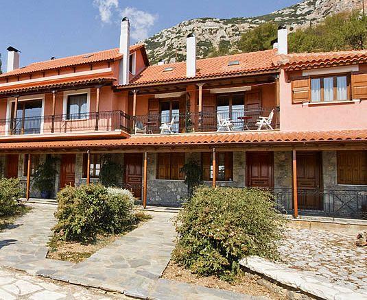 Guesthouse Mylona Arachova - dream vacation