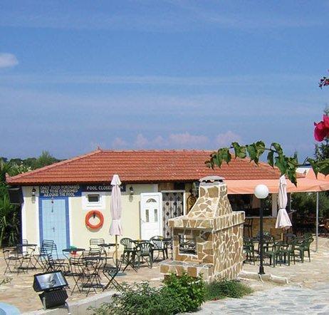 Seaview Apartments Tsilivi - dream vacation