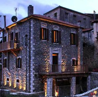 Tsarbou Guesthouse - dream vacation