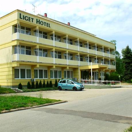 Liget Hotel - dream vacation