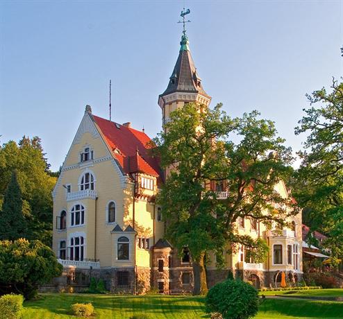 Hotel Bursztyn Kolobrzeg - dream vacation