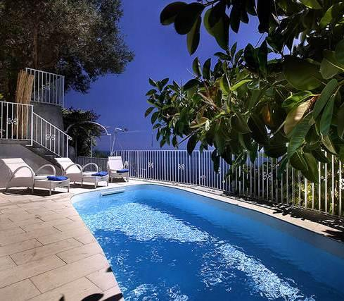 Villa Lighea Art Boutique Hotel Positano - dream vacation