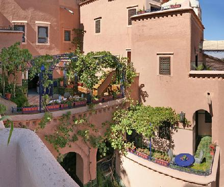 Kasbah Dar Daif Hotel Ouarzazate - dream vacation
