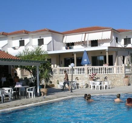Elina Hotel Perdika - dream vacation