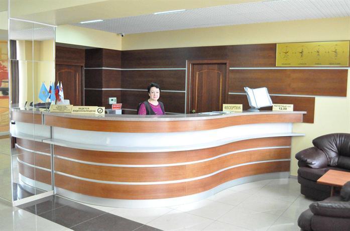 Гостиница Аэропорт Астрахань